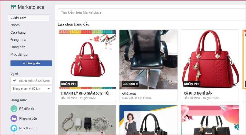 Marketplace, kênh bán hàng tiềm năng