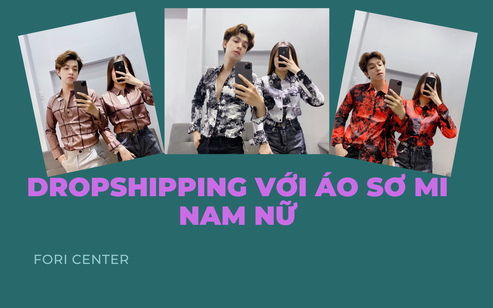 dropshipping-voi-ao-so-mi-nam-nu