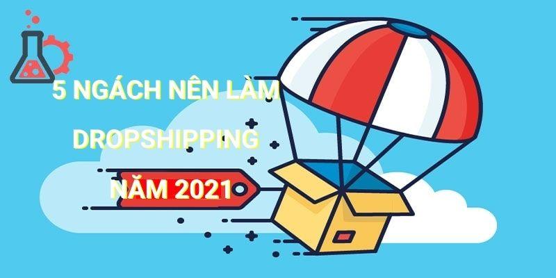 05 Ngách nên làm Dropshipping trong 2021